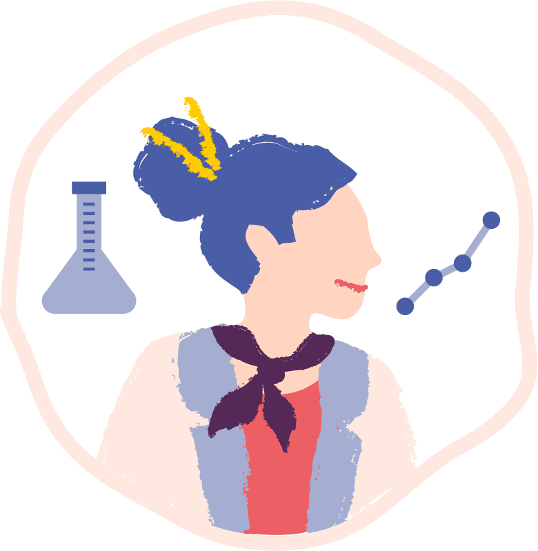 data scientist - illustration