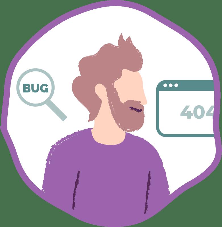 administrateur système - illustration