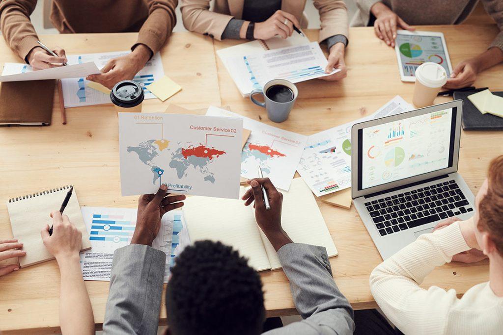 L'utilisation du big data dans une PME