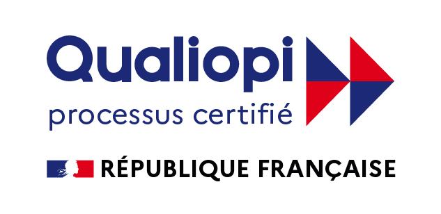 Nouveau logo Qualiopi PNG