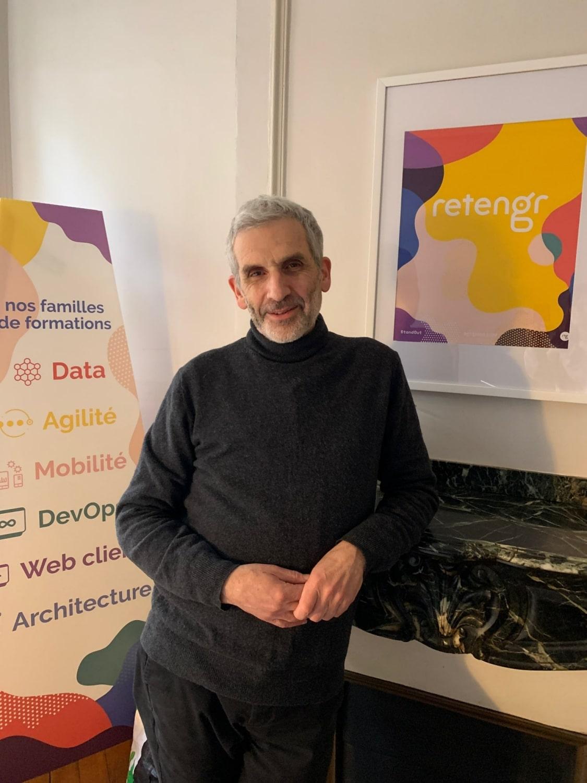 Daniel Rosenblatt, formateur architecture logicielle