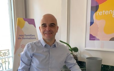Olivier Bearn, formateur en hautes technologies chez Retengr