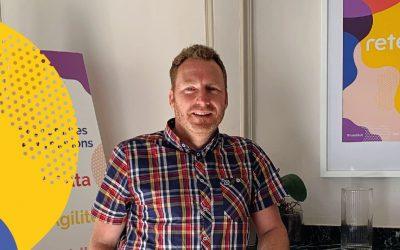 Bert Poller, formateur Kubernetes chez Retengr