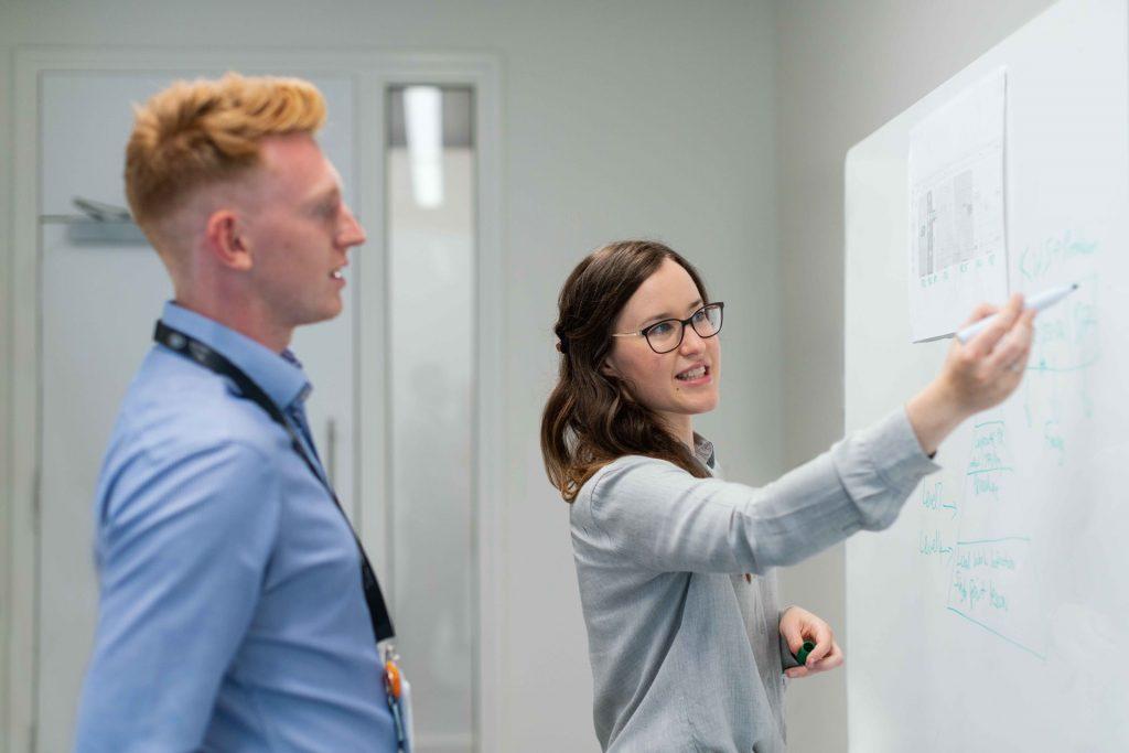 Participation à une formation professionnelle au big data